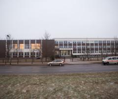 Mažeikių sporto mokyklos salė